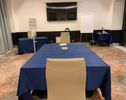 Meeting rooms and congresses in Rome - BW Premier Hotel Royal Santina