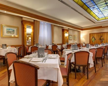 4 star hotel in Rome with restaurant