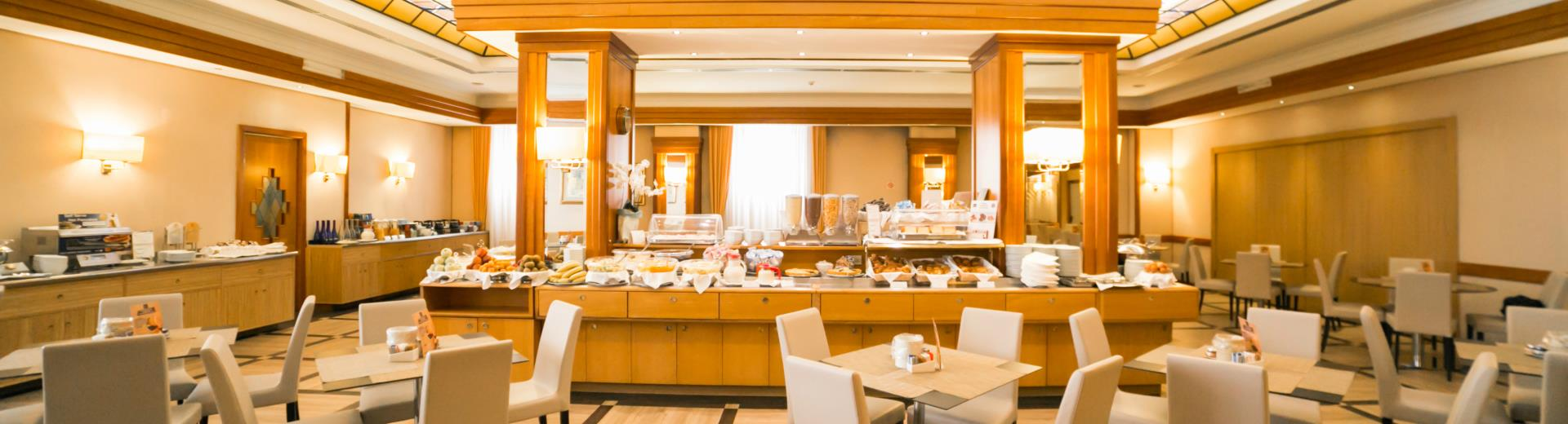 Restaurants in Hotel Roscioli 4 star hotel Rome