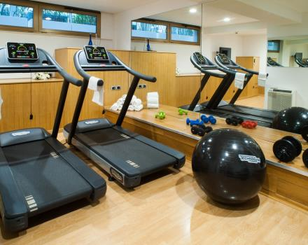 BW Premier Royal Santina offers a fitness room and free for guests of the hotel 4 star hotel in Rome