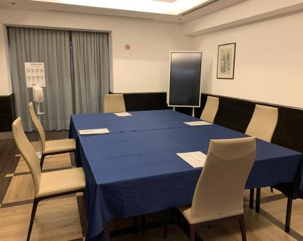 Meeting rooms and conferences in Rome - BW Plus Hotel Universo