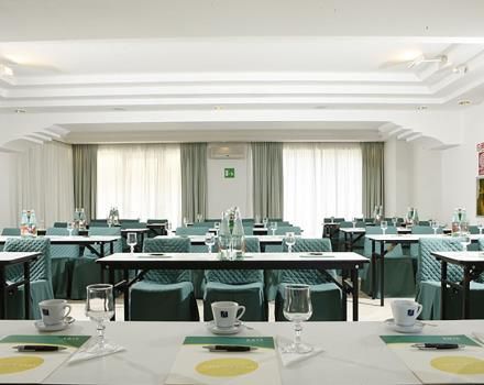 Meeting rooms hotel Aris Garden Rome
