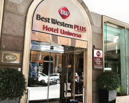 Best Western Hotel Universo Rome