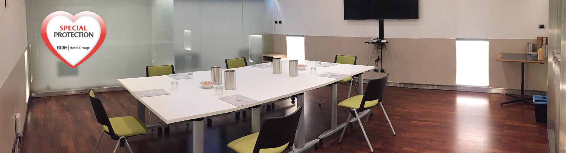 Meeting rooms and conferences in Rome - Roscioli Hotels