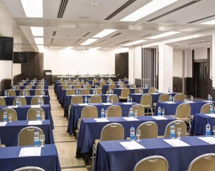 Meeting rooms Hotel Universo Rome 4 star hotel