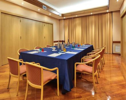 Meeting rooms Hotel President Rome 4 star hotel